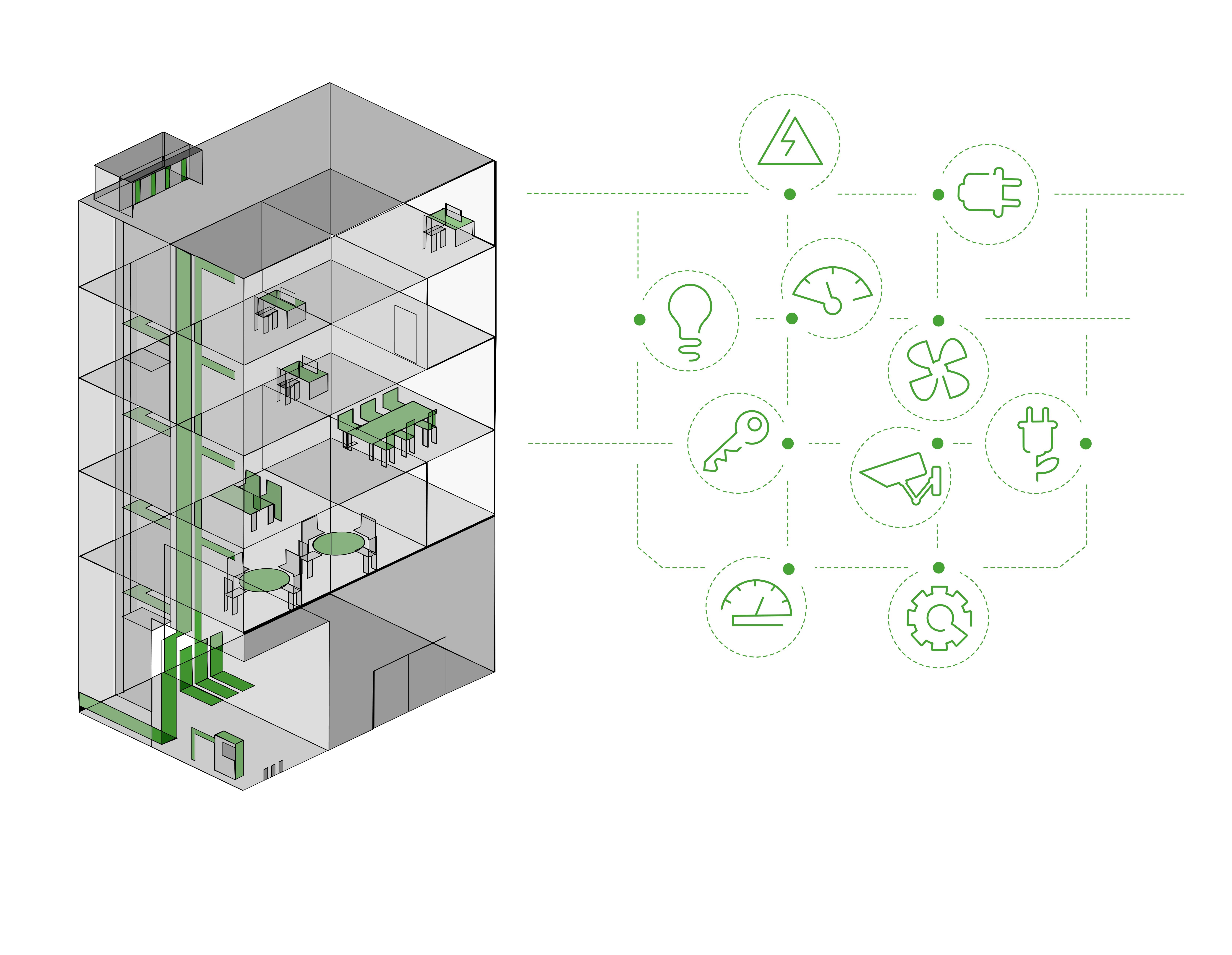 ビルエネルギー管理システム (FITBEMS)