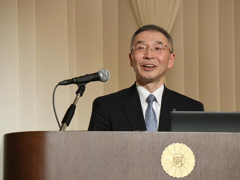 NTTファシリティーズエンジニアリング代表取締役社長 青木忠一